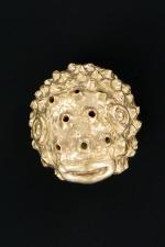 Cache gland Sprinkler - Effet de surprise garanti avec ce masque en bronze dédié à votre gland.