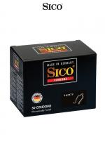 50 préservatifs Sico SAFETY - 50 préservatifs haute qualité offrant à la fois une protection maximum et des sensations intenses.